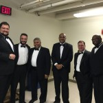 Five Guys Named Moe at Allen Theater! 2/15/15